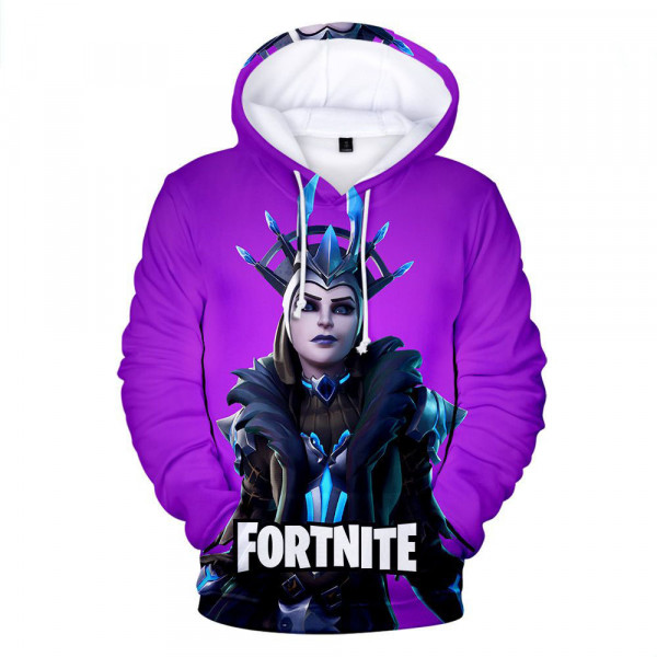 Mikina Fortnite Ice Queen